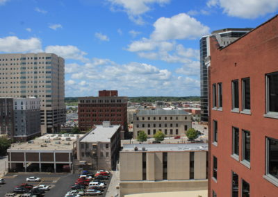 View from the 8th floor Beacon building offices - NOW AVAILABLE!